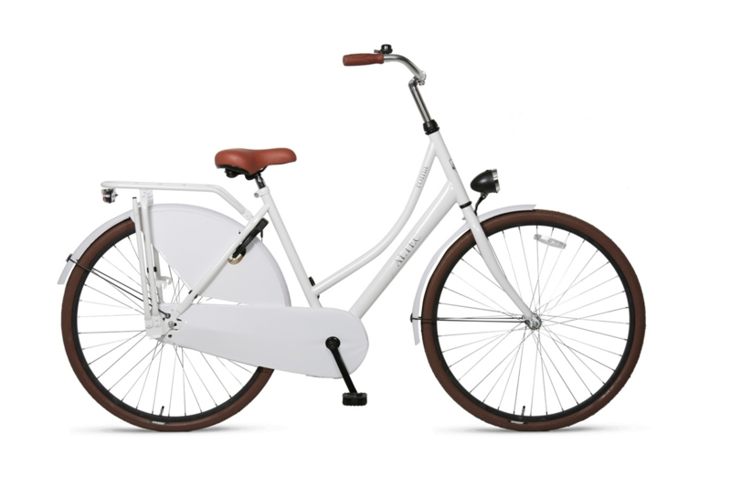 Omafiets Roma Wit 28 inch