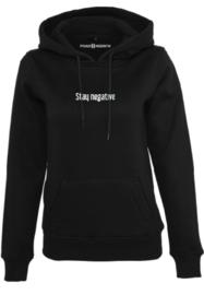 hoody - stay negative