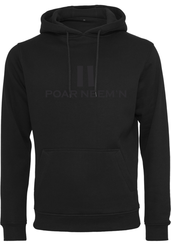 Hoody - Black-on-Black