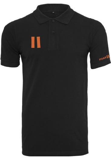 Polo - oranje logo's