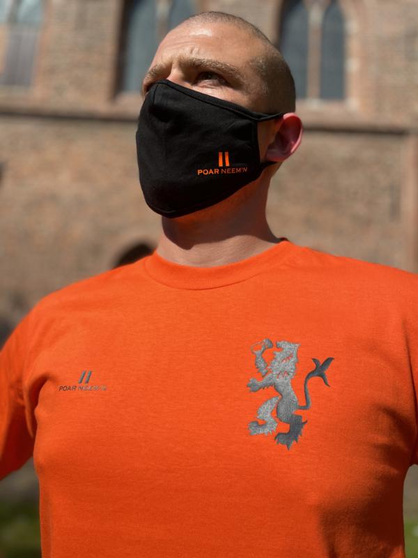 EK 2021 shirt - oranje