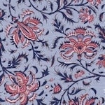 Dutch Heritage Gujarat 1020 large blue