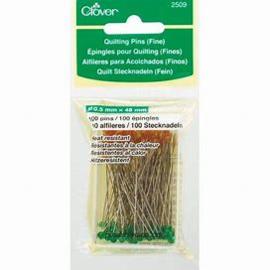 Clover quilting pins fine 2509