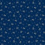 Mood in Blue Spring Flowers 0722-0110