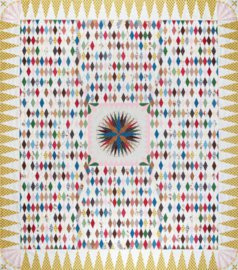 The Mariners' Compass from the Hartland collection by Karen Styles