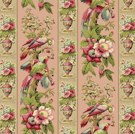 Di Ford Bally Hall A-8521-E border rose