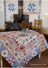 Quiltmania Mystery 'Discovery' - Petra Prins