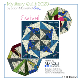 Quiltmania Mystery Bee