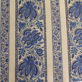 Dutch Heritage 1019 China Blue border