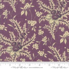Betsy Chutchian Susanna's Scraps purple flower 31580 16