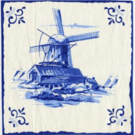 Dutch Heritage tegels