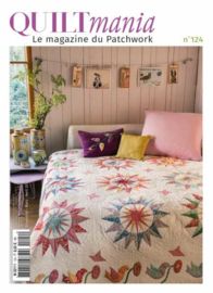 Quiltmania 124 ENG