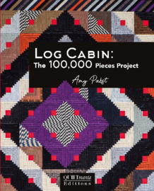 Log Cabin, the 100.000 pieces project