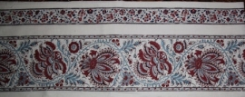 Dutch Heritage Gujarat cream border 2½m