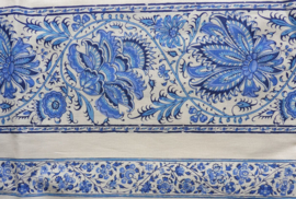China Blue border print 2½M