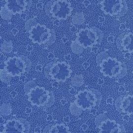 Dutch Heritage 1021 Two tone dark blue