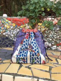 Dillie bag (2) - Broderie