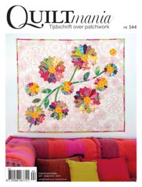 Tijdschriften/magazines Quiltmania