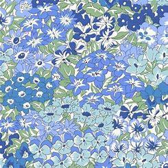 Liberty Wisley Grove blue