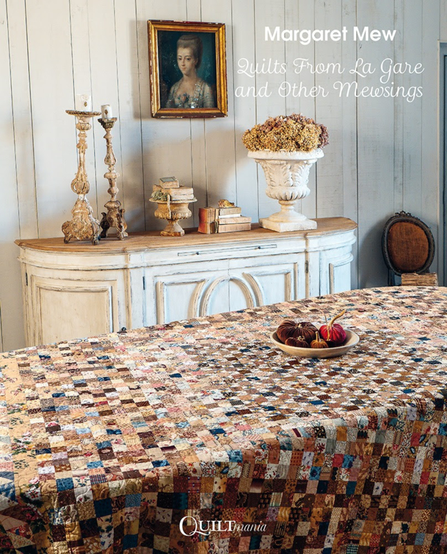 Quilts from la Gare and other Mewsings