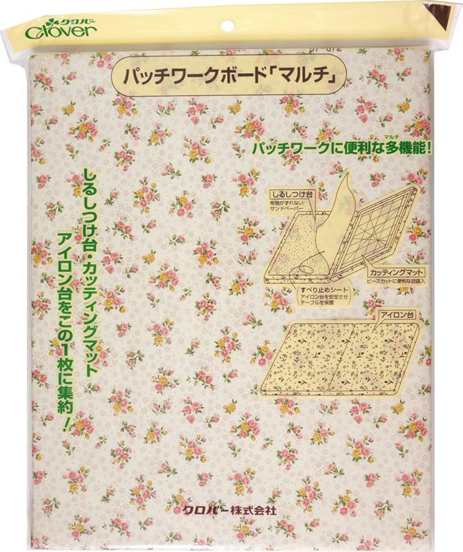 Clover patchwork board