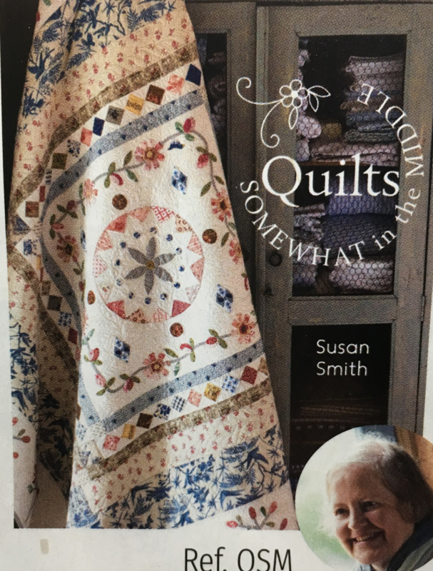 Quilts, Somewhat in the Middle