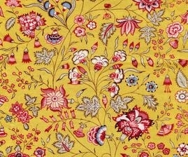 Dutch Heritage Surat 1025 mustard