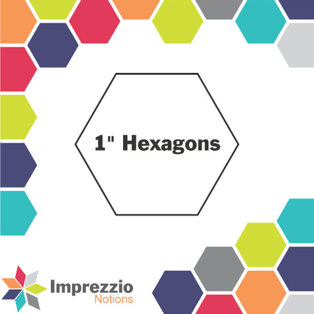Hexagon papers 1""