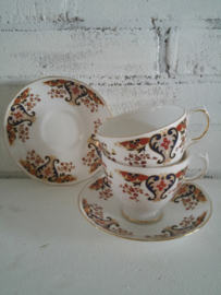 Fine Bone China Kop/schotel