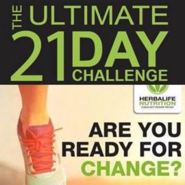 21 DAGEN CHALLENGE
