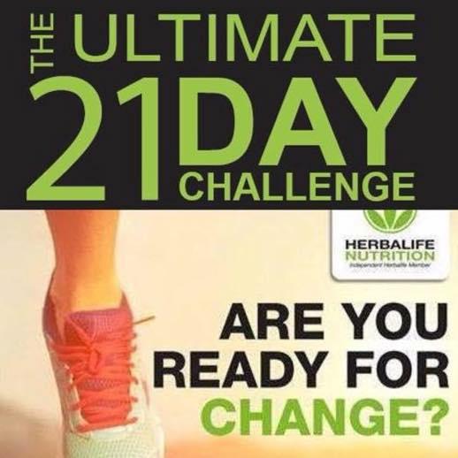 21 DAGEN CHALLENGE INCL. BASISPROGRAMMA