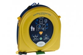 AED Heatsine Samaritan 350P - AKTIE- GRATIS BUITENKAST