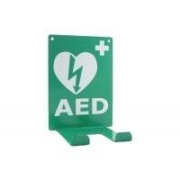 Universele wandbeugel voor AED