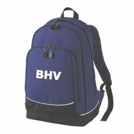 BHV rugtas Blauw  - Leeg -