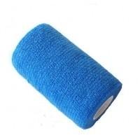 Zelfklevend fixatiezwachtel - Blauw 8x400cm