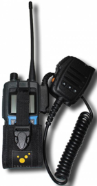 DIGI holster voor communicatieapparatuur