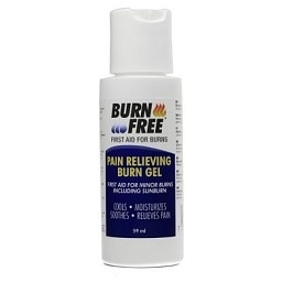 Burnfree Brandwonden Gel Flacon - 60 Ml.