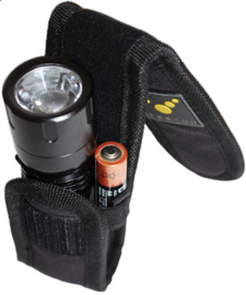 Holster voor LED zaklamp