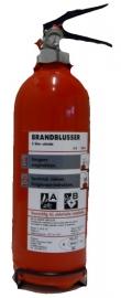 Brandblusser sproeischuimblusser 2 liter