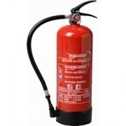Brandblusser sproeischuimblusser 6 liter -VORSTBESTENDIG-
