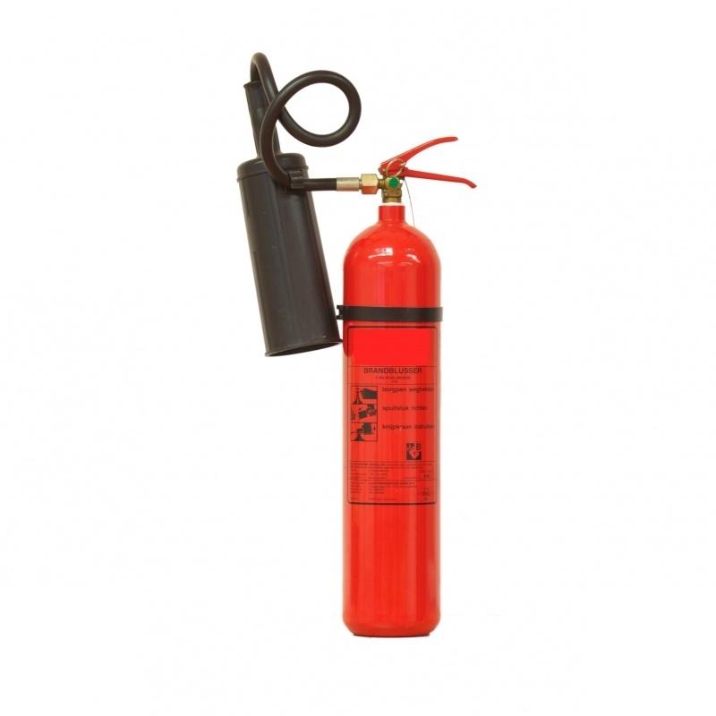 Brandblusser Koolzuursneeuwblusser 5 kg