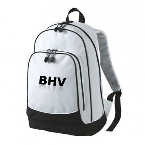 BHV rugtas Licht grijs  - Leeg -