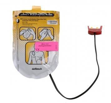 Defibtech trainingselektroden