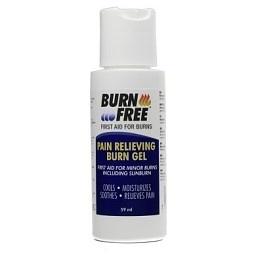Burnfree Brandwonden Gel Flacon - 60 Ml.