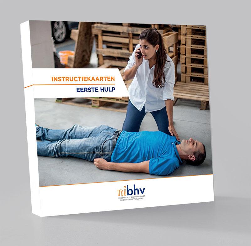 Instructiekaarten Eerst Hulp - NIBHV (2019)