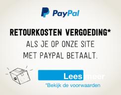 PayPal gratis retour