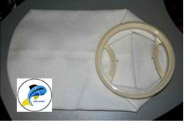 Gafzak stof, doorsnee 10 cm met dichtheid 200 micron
