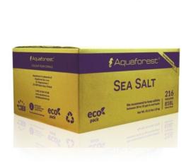 Aquaforest Sea Salt 25Kg. Zak in box