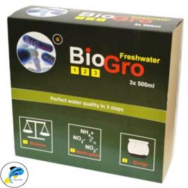 DvH Aquatics BioGro 123 Freshwater 3 x 500 ml