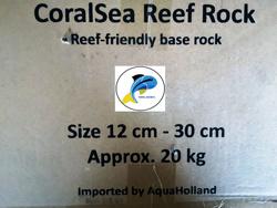 CoralSea Reef Rock 20 Kg